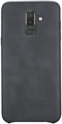 Чехол T-PHOX Vintage для Samsung Galaxy J8 J810 Black 1