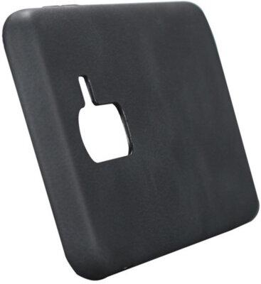 Чехол T-PHOX Vintage для Samsung Galaxy J8 J810 Black 5