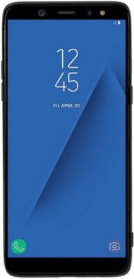 Чохол T-PHOX Shiny для Samsung Galaxy A6 A600 Black 5