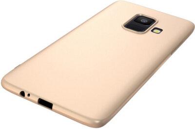 Чохол T-PHOX Shiny для Samsung Galaxy A6 A600 Gold 2