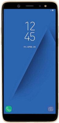 Чохол T-PHOX Shiny для Samsung Galaxy A6 A600 Gold 5