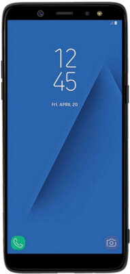 Чохол T-PHOX Shiny для Samsung Galaxy A6+ A605 Black 5