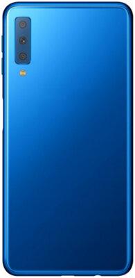 Чехол T-PHOX Crystal для Samsung Galaxy A7 (2018) A750 Blue 1