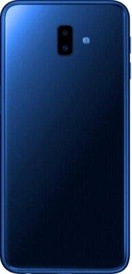 Чехол T-PHOX Crystal для Samsung Galaxy J6+ J610 Blue 1