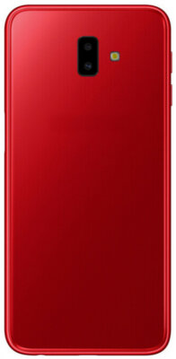 Чохол T-PHOX Crystal для Samsung Galaxy J6+ J610 Red 1