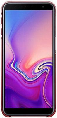 Чохол T-PHOX Crystal для Samsung Galaxy J6+ J610 Red 2