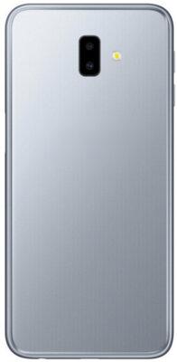 Чехол T-PHOX Crystal для Samsung Galaxy J6+ J610 Silver 1