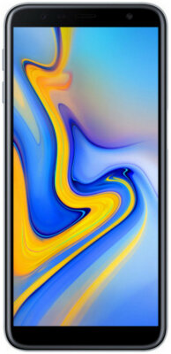 Чехол T-PHOX Crystal для Samsung Galaxy J6+ J610 Silver 2