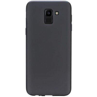 Чехол T-PHOX Shiny для Samsung Galaxy J6 J600 Black 1