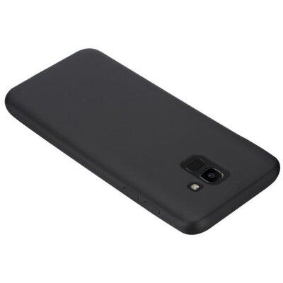 Чехол T-PHOX Shiny для Samsung Galaxy J6 J600 Black 3