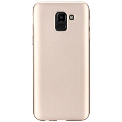 Чехол T-PHOX Shiny для Samsung Galaxy J6 J600 Gold 1