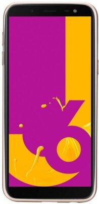 Чехол T-PHOX Shiny для Samsung Galaxy J6 J600 Gold 2