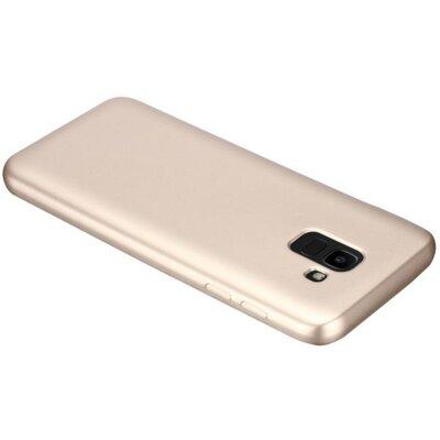 Чехол T-PHOX Shiny для Samsung Galaxy J6 J600 Gold 3