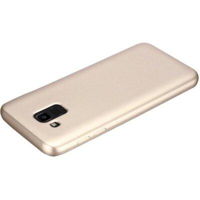 Чехол T-PHOX Shiny для Samsung Galaxy J6 J600 Gold 4