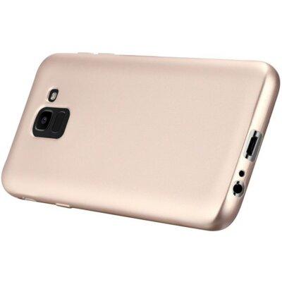 Чехол T-PHOX Shiny для Samsung Galaxy J6 J600 Gold 5