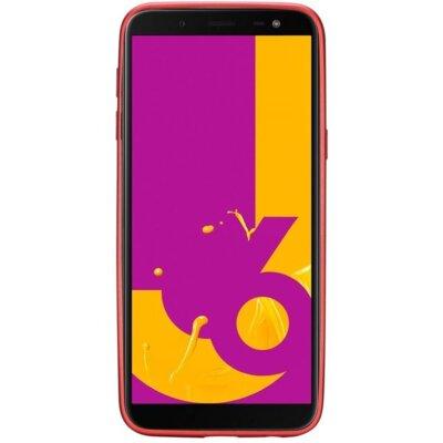 Чехол T-PHOX Shiny для Samsung Galaxy J6 J600 Red 2