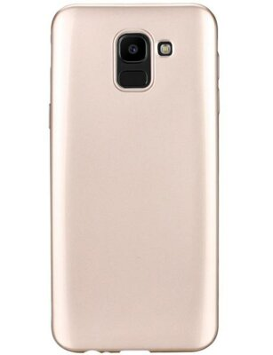 Чехол T-PHOX Crystal для Samsung Galaxy J6 J600 Gold 1