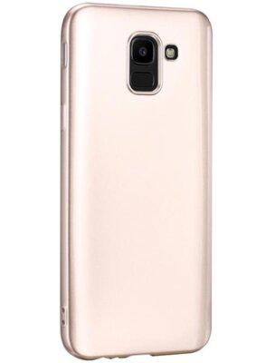 Чехол T-PHOX Crystal для Samsung Galaxy J6 J600 Gold 3