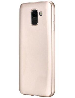 Чехол T-PHOX Crystal для Samsung Galaxy J6 J600 Gold 4