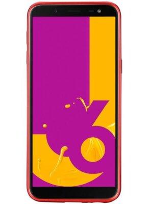 Чехол T-PHOX Crystal для Samsung Galaxy J6 J600 Red 2