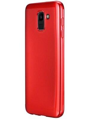 Чехол T-PHOX Crystal для Samsung Galaxy J6 J600 Red 4