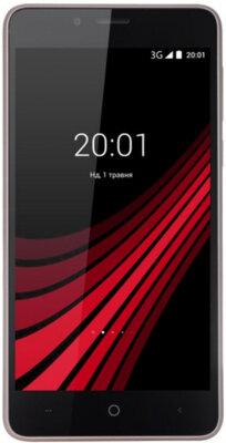 Смартфон Ergo B501 Maximum Dual Sim Gold 1