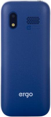Мобильный телефон Ergo F243 Swift Dual Sim Blue 2