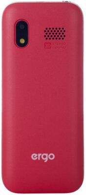 Мобильный телефон Ergo F243 Swift Dual Sim Red 2