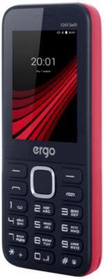 Мобильный телефон Ergo F243 Swift Dual Sim Red 7