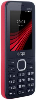 Мобильный телефон Ergo F243 Swift Dual Sim Red 8