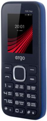 Мобільний телефон Ergo F181 Step Dual Sim Blue 7