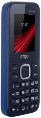 Мобільний телефон Ergo F181 Step Dual Sim Blue 8