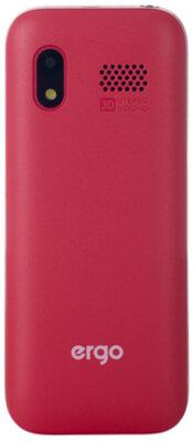 Мобільний телефон Ergo F181 Step Dual Sim Red 2