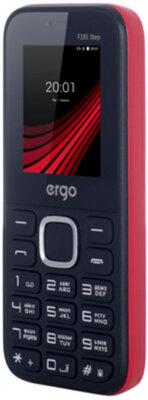 Мобільний телефон Ergo F181 Step Dual Sim Red 7