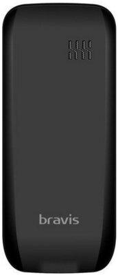 Мобильный телефон Bravis C183 Rife Dual Sim Black 2