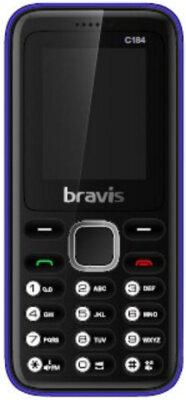 Мобільний телефон Bravis C184 Pixel Dual Sim Blue 1