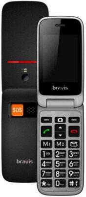 Мобильный телефон Bravis C244 Signal Dual Sim Black 5