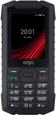 Мобильный телефон Ergo F245 Strength Dual Sim Black 1
