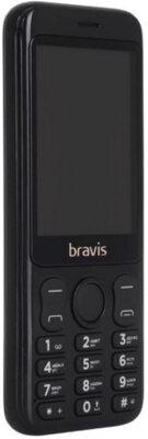 Мобильный телефон Bravis C281 Wide Dual Sim Black 3