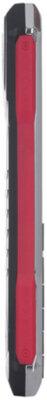 Мобильный телефон Ergo F246 Shield Dual Sim Black/Red 5