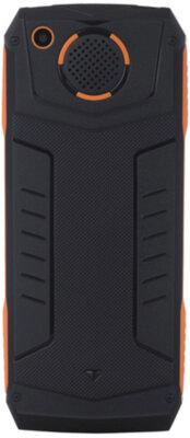 Мобильный телефон Ergo F246 Shield Dual Sim Black/Orange 2