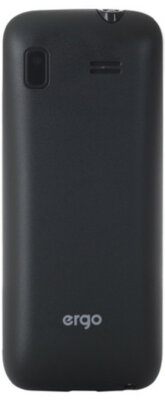 Мобильный телефон Ergo F182 Point Dual Sim Black 2