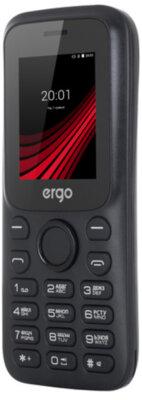 Мобильный телефон Ergo F182 Point Dual Sim Black 4