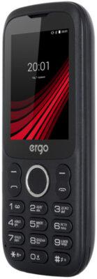 Мобільний телефон Ergo F242 Turbo Dual Sim Black 3