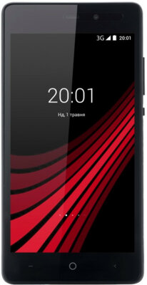 Смартфон Ergo B502 Basic Dual Sim Black 1