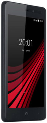 Смартфон Ergo B502 Basic Dual Sim Black 3