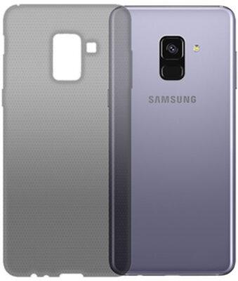 Чохол GlobalCase TPU Extra Slim для Samsung Galaxy A8 A530 Dark 1
