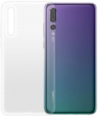 Чохол GlobalCase TPU Extra Slim для Huawei P20 Pro Light 1