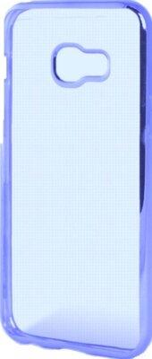 Чохол GlobalCase Electro TPU для Samsung Galaxy A3 (2017) A320 Blue 1