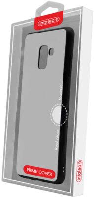 Чохол Intaleo Real Glass для Samsung Galaxy A8+ A730 White 4